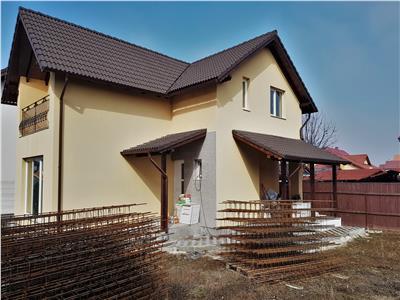 Casa individuala, 4 camere, 410 mp teren