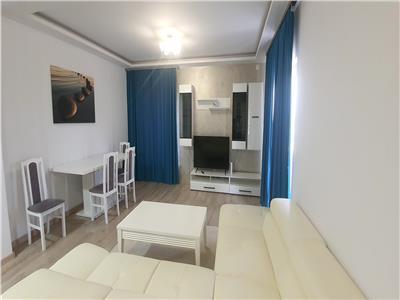 Apartament 3 camere,bloc nou, mobilat, utilat