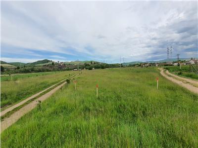 Parcele de teren Alba-Micesti partea dreapta.