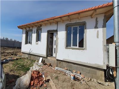 Casa pe un nivel in Alba Iulia in stadiul de finalizare 90%
