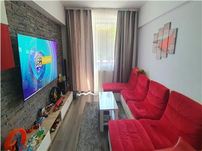 Apartament 2 camere cu living open-space Cetate cu gradina