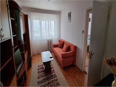 Apartament 2 camere, decomandat,mobilat, finisat, zona buna.